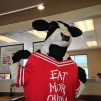 Photo taken at Chick-fil-A by Darren O. on 4/13/2013
