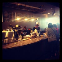 Photo taken at Lulu's Coffee and Bakehouse by Chad R. on 10/27/2012