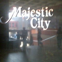 Photo taken at Majestic City by Nathu S. on 4/25/2013