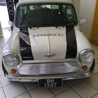 Photo taken at JVCKenwood Electronics Malaysia Sdn. Bhd. by Hazelnut on 9/23/2016