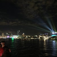 Photo taken at Barangaroo by Anthony A. on 6/4/2017