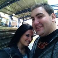 Photo taken at Logan Express by amber O. on 10/24/2012