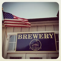 Photo taken at Lost Colony Brewery and Cafe by Tim on 8/4/2013