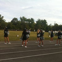 Photo taken at James Wood Middle School by Laura L. on 9/25/2013