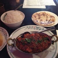 Photo taken at Satya Indian by Tom D. on 11/3/2012