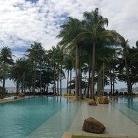 Photo taken at Anvaya Cove Beach & Nature Club by Princess S. on 12/28/2012
