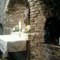 12/7/2012 tarihinde Soydan T.ziyaretçi tarafından Meryem Ana Evi'de çekilen fotoğraf