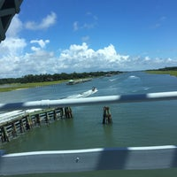 Photo taken at Figure 8 Island ICW by Ricky S. on 8/12/2016