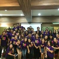 Photo taken at Amorn Sukhothai Hotel by nareerat k. on 10/25/2014