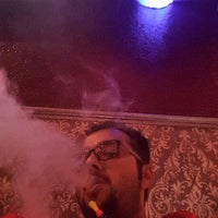 Photo taken at Cairo Hookah Lounge by Mansoor A. on 4/11/2016