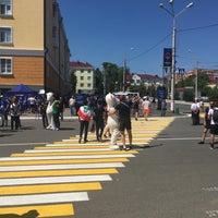 Photo taken at Saransk by Anatoly K. on 6/25/2018