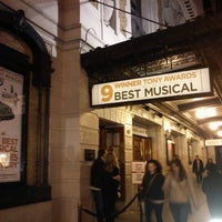 Photo taken at Curran Theatre by Nymo on 12/3/2012