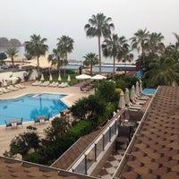 4/28/2015 tarihinde Nazar C.ziyaretçi tarafından Savk Hotel Alanya'de çekilen fotoğraf