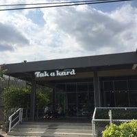 Photo taken at Tak a Kard Coffee by Viritpon B. on 12/29/2015