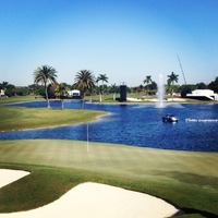 Photo taken at Trump National Doral Miami by Golf Channel on 3/7/2013