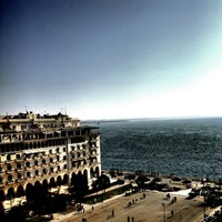 Photo taken at Thessaloniki by Efi P. on 3/17/2013