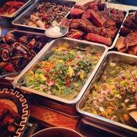 Photo taken at Ekits Food Haus (Pocherohan) by Dev Noel Y. on 4/20/2013