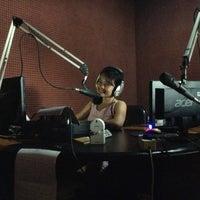 Photo taken at Radio Vista 92.4 FM by Josephine F. on 7/5/2013