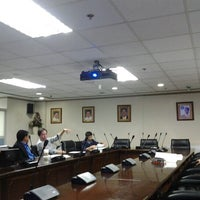 Photo taken at National Telecommunications Commission Central Office by Maan H. on 10/5/2012