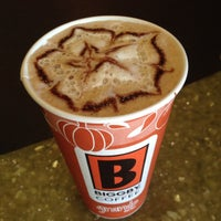 Photo taken at Biggby Coffee by Jonny A. on 10/12/2013