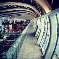 Photo taken at Chhatrapati Shivaji International Airport (BOM) by Schmmuck on 7/17/2013