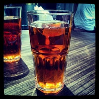 Photo taken at Doolally@1st Brewhouse by Schmmuck on 10/14/2012