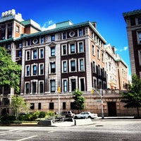 Photo taken at Barnard College by Josh A. on 9/15/2012