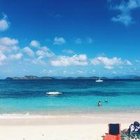 Photo taken at Sapphire Beach Marina & Resort Saint Thomas (Virgin Islands U.S.) by Manny H. on 1/24/2016