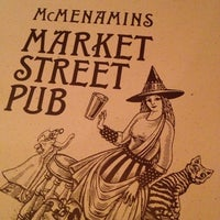 Photo taken at McMenamins Market Street Pub by Justin G. on 1/3/2013