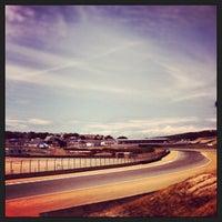 Das Foto wurde bei Mazda Raceway Laguna Seca von Michael M. am 5/17/2013 aufgenommen