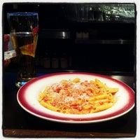 Photo taken at Buca di Beppo Italian Restaurant by Blake J. on 2/28/2013
