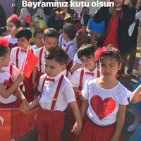 Photo taken at Gökçeali Sevgi Altan Şanda İlköğretim Okul by Mehmet E. on 4/23/2018