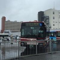 Photo taken at 勝田台駅北口 バスターミナル by アクセス快特 on 9/20/2016