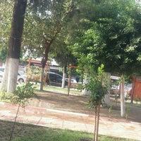 Photo taken at Alparslan Türkeş Parkı by Rıdvan Y. on 10/30/2016