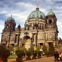 10/13/2012 tarihinde Irina M.ziyaretçi tarafından Berlin Katedrali'de çekilen fotoğraf