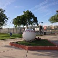 Photo taken at DreamCatcher Park by Jordan B. on 3/7/2014