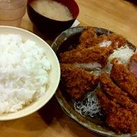 Снимок сделан в 洋食工房 パセリ пользователем ω0350ω 12/27/2015