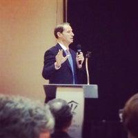 Photo taken at Salem Conference Center by April Y. on 1/15/2013