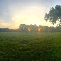 Photo taken at Willmore Park by Matt K. on 6/9/2016