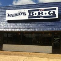Photo prise au Fargo's Pit BBQ par Lane L. le3/16/2013