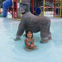 Photo taken at Jungle Rapids Family Fun Park by Joe M. on 7/3/2015