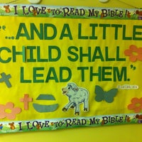Photo taken at Life Christian Child Development by Erica B. on 10/23/2012