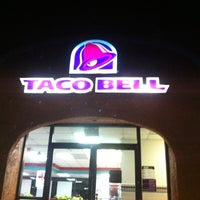 Photo taken at Taco Bell by Erica B. on 12/8/2012