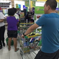 Photo taken at Puregold FTI by Anthony M. on 2/8/2015