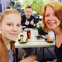 Photo taken at Restaurant Regthuijs by Olga L. on 7/21/2015