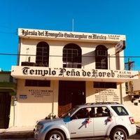 """Photo taken at Iglesia """"Peña De Horeb"""" by Jesus C. on 12/3/2017"""