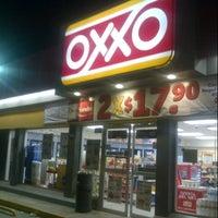 Photo taken at Oxxo Palafox by Jesus C. on 8/13/2014