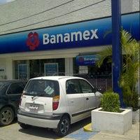 Photo taken at Banamex by Jesus C. on 7/11/2013
