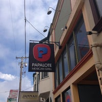 Photo taken at Papalote Mexican Grill by Erin T. on 8/6/2013