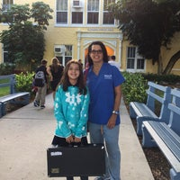 Photo taken at Silver Bluff Elementary School by Juan C. on 8/21/2017